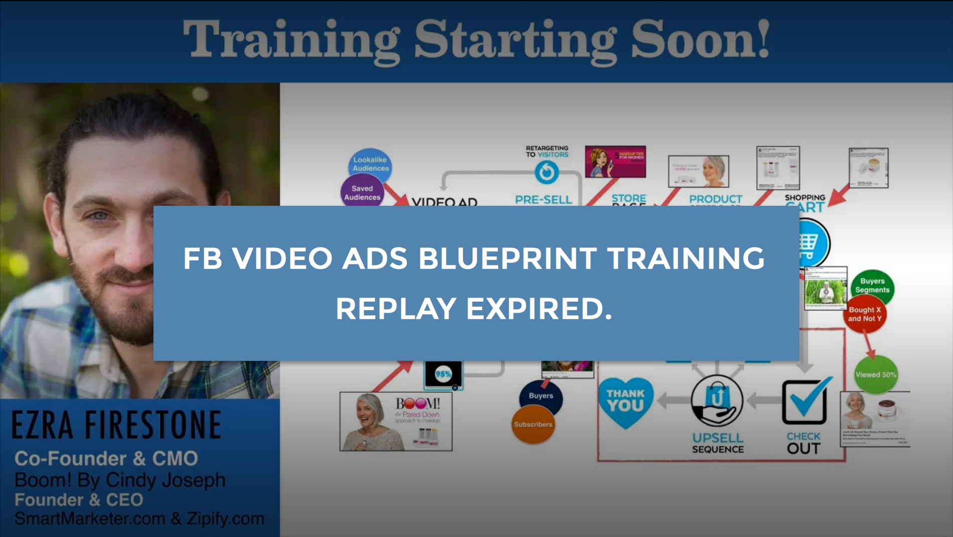 Fbva blueprint training limited time replay smart marketer watch my facebook video ads blueprint training replay below expires in malvernweather Images